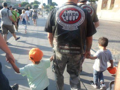 B.A.C.A.: BIKERS PER SPEZZARE LE CATENE DELL'ABUSO