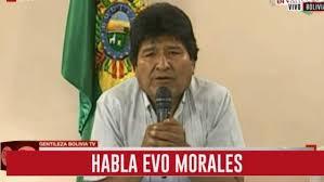 Bolivia golpe: ora salvare la vita del Presidente Evo ed impedire la guerra civile