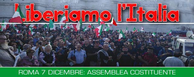 Incontro Nazionale referenti Liberiamo l'Italia